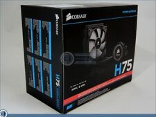 Corsair Hydro Series Cooling H75 Performance Liquid CPU Cooler NEW IN BOX