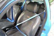 Juego de 5 cinturones de seguridad Azules o Rojos Renault Clio 2 sport seatbelt