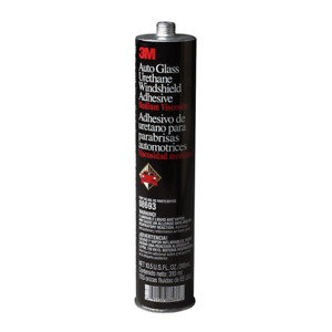 3M™ Auto Glass Urethane Windshield Adhesive, 08693, 10.5 fl oz Cartridge
