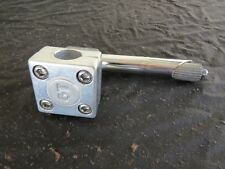 GT MALLET STEM SILVER BMX 1980s REPRO FREESTYLE PERFORMER PRO WORLD TOUR NECK
