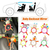 Baby Backseat Mirror for Car View Infant Rear Facing Car Seat Newborn Safet
