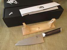 SHUN Fuji 6 inch  Chef's Knife with Stand*, SGE0723, NIB, 10th Anniversary Edit.