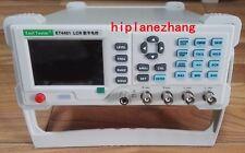 Bench LCR Meter 10KHz 10Point L/C/R/Z/X/D/Q/θ/ESR/DCR/Bias 3.5''TFTLCD USB RS232