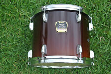 """YAMAHA 12"""" STAGE CUSTOM ADVANTAGE TOM in FADE AMBER BROWN for YOUR DRUM SET! F92"""