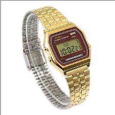Casio Uhr A159WGEA-5EF Herrenuhr Retro Design