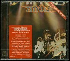 Angel Live Without A Net CD new Rock Candy Records Reissue