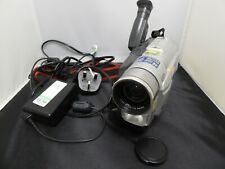 JVC GR-SXM47 COMPACT VHS Camcorder WORKING