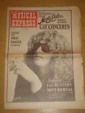 NME 1974 FEB 9 MONTY PYTHON MICK JAGGER CAT STEVENS