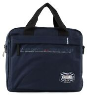 CAMP DAVID Cross Body Bag Business Dark Blue