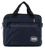 CAMP DAVID Cross Body Bag Business Dark Blue