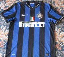a3d8345705a01 Camiseta Maglia Shirt INTER Milano Season 2010 Scudetto Size M