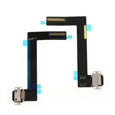 Charging Port Dock Connector Flex Cable Replacement for iPad Air 2 Black