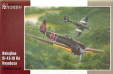 "Special Hobby 1/72 Nakajima Ki-43-III Ko Hayabusa ""Ultimate Oscar"" # 72178"