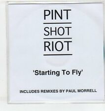 (ET276) Pint Shot Riot, Starting To Fly - 2012 DJ CD