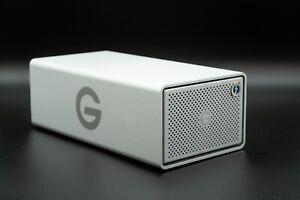 G-Technology G-RAID 8TB - Thunderbolt 3