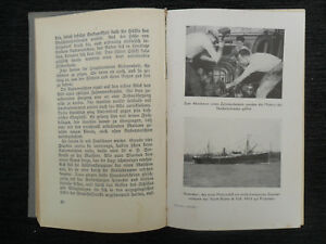 5675 WW 1 GERMAN Two/four-stroke ,turbines - experiences of a ship engineer 1940