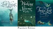 LOST VOICES TRILOGY Young Adult Series by Sarah Porter PAPERBACK Set Books 1-3