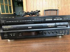 Pioneer DVL-888 Laser Disc LD DVD CD CD Karaoke Player Used Repair Parts