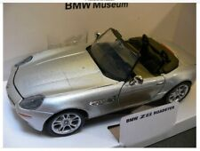 G LGB 1:24 Scale BMW Z8 Z07 Silver Cabrio Very Detailed Model 73257 1999