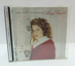 34033 CD - Amy Grant - Home for Christmas - A&M 1992