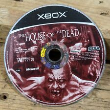 The House of The Dead III (3) (Original Xbox) Retro Shooter *DISC ONLY*