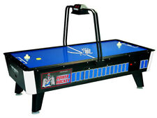 8' Great American Power Air Hockey Table With Overhead Light