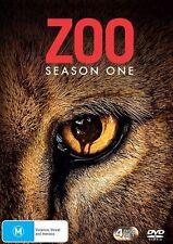 Zoo : COMPLETE Season 1 (DVD, 4-Disc Set) NEW