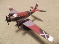 Wings of Glory WW II: Spanish-Nationalist JUNKERS JU-52 Aircraft