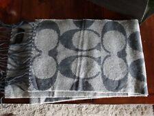 COACH 1941 Wool/Cashmere scarf