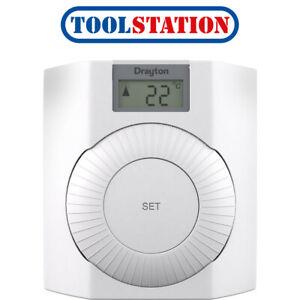 Drayton Digistat+ Digital Room Thermostat