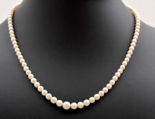 Pearl Chokers Sterling Silver Fine Necklaces & Pendants