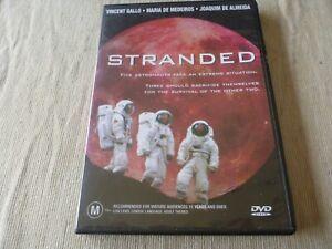 Stranded (DVD, 2005) Region 4 Vincent Gallo, Maria de Medeiros
