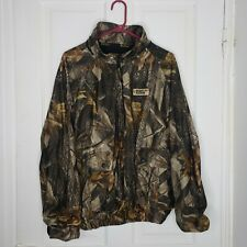 Scent Blocker Frontier Plus Camouflage Realtree Hardwoods Hunting Jacket Large