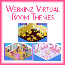 CHOOSE YOUR OWN Webkinz VIRTUAL Estore Room Theme - CODE ONLY - Fast Delivery!