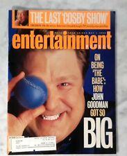 entertainment weekly magazine / John Goodman 1992