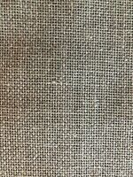 "Traditional Linen for Rug Hooking 1/2 Yard 36"" x 29"" with Serged Edges"