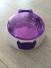 Infrared Sensor Automatic Pet Cat Food Water Dish Stainless Steel Bowl Feeder