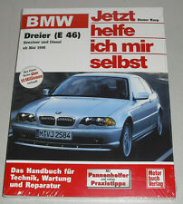 Reparaturanleitung BMW 3er E46 316i 318i 320i 323i 330i 320d, Baujahre ab 1998