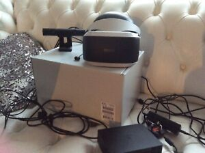 Boxed Playstation VR V2 Headset V2 Camera & Stand & Ps5 Camera Adapter PS4 Ps5