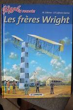 BD biggles raconte n°6 les freres wright EO 2005 TBE aviation RAF