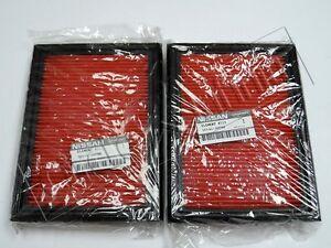 Infiniti  Dual Intake Air Filters FX35 FX50 QX70 M56 Q70 5.6L New OEM
