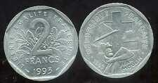 2 FRANCS  JEAN MOULIN  1993