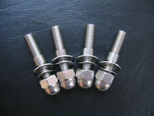BMW R1200C  R1200CL  STAINLESS STEEL EXHAUST STUDS  X4