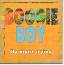 (AF303) Boogie Boy, No More Crying - 2000 CD