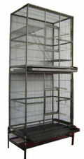 Large Double Stackable Bird Cockatiel Sugar Glider Wrought Iron Pet Cage 275