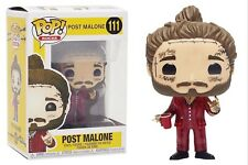 Funko Pop Rocks: Post Malone - Post Malone Vinyl Figure Item #39181