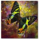 """Simon Bull Limited Edition """"Amazing Grace"""" Giclee on Canvas"""
