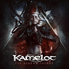 KAMELOT - THE SHADOW THEORY - 2CD NEW SEALED 2018 DIGIPACK