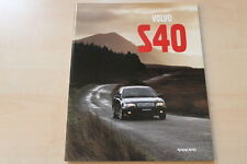 88581) Volvo S40 Prospekt 1997
