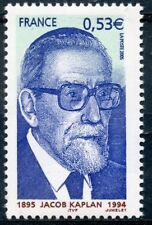 STAMP // TIMBRE FRANCE  N° 3859 ** JACOB KAPLAN - RABBIN FRANCE